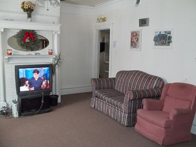 Favers residential care home ii personal placement for Tv placement in living room